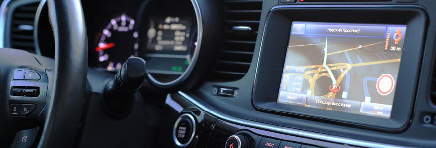 Equipements GPS