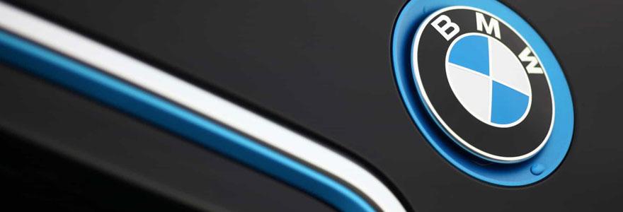 ventes de voitures de marque BMW en ligne