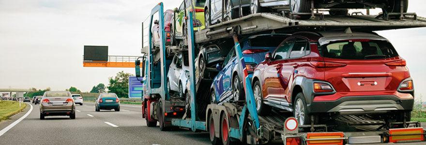 Transporter un véhicule
