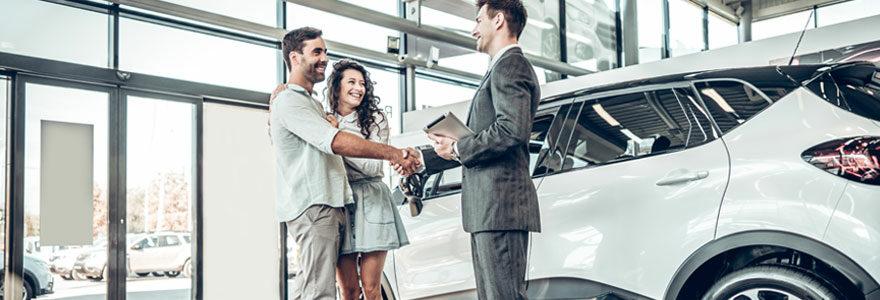 Trouver un concessionnaire automobiles multi-marques